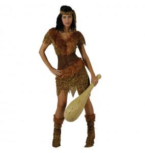 Déguisement Femme des Cavernes Préhistorique
