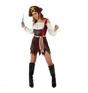 Déguisement Pirate sexy adulte