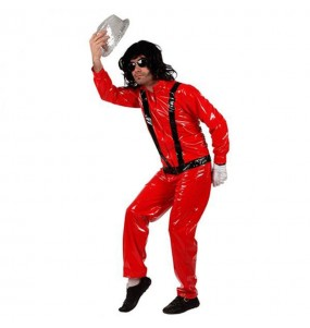 Déguisement Roi du Pop Thriller