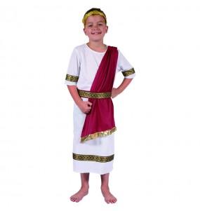 Déguisement Romain César pour garçon