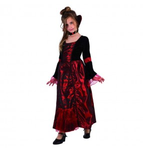 Déguisement Vampiresse Gothique Halloween