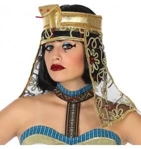 Coiffe Égyptienne Cléopâtre