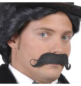Moustache Docteur Watson adhésive