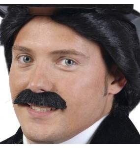 Moustache Albert Einstein adhésive