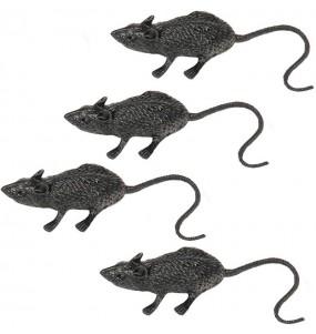 Rats décoration lot 4