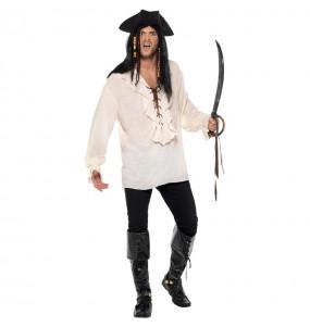 Chemise Pirate Ivoire pour homme