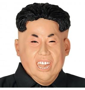 Masque Kim Jong-Un