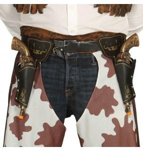 Holster Cowboy avec pistolets