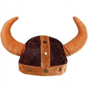 Casque Viking en tissu