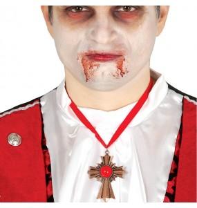 Collier Croix Dracula