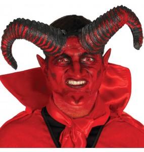Cornes Démon Satan