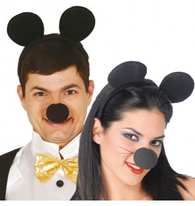 Serre-tête Mickey Mouse