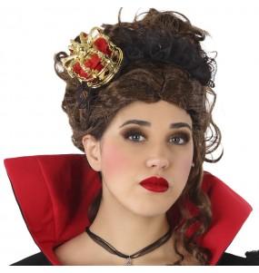 Serre-tête Reine de Cœur