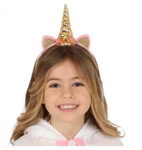 Serre-tête Licorne enfant