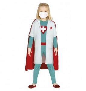 Déguisement Super Docteur fille