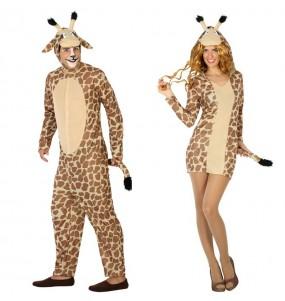 Déguisements Girafes