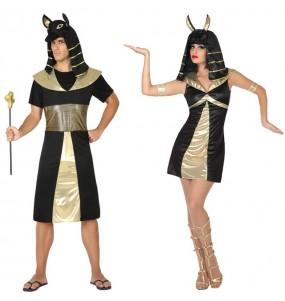 Déguisements Rois Égyptiens Anubis