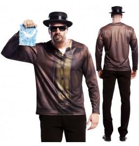 Tee-shirt hyperréaliste Heisenberg