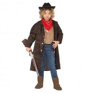 Déguisement Veste Cowboy garçon