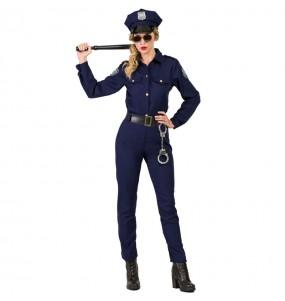 Déguisement Agent Police femme