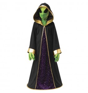 Déguisement Alien Créature Extraterrestre garçon