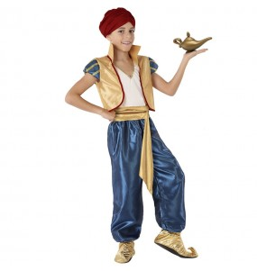 Déguisement Aladdin du désert garçon