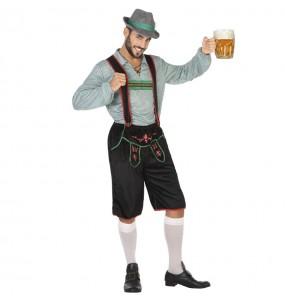 Déguisement Allemand fête de la bière homme