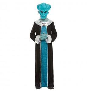 Déguisement Extraterrestre Vrillon garçon