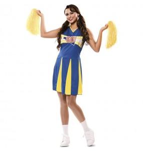Déguisement Cheerleader Sportive pour femme