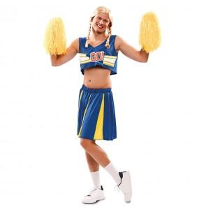 Déguisement Animatrice Cheerleader pour homme