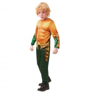 Déguisement Aquaman garçon