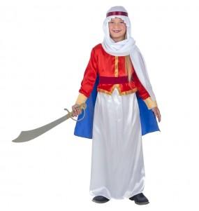 Déguisement Arabe Bédouin fille