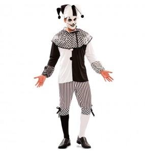 Déguisement Arlequin Cirque homme