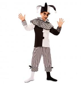 Déguisement Arlequin Cirque garçon