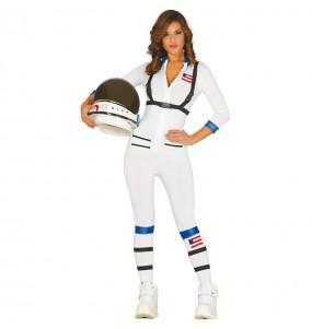 Déguisement Astronaute Américaine pour femme