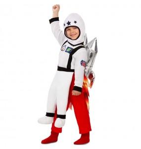 Déguisement Astronaute avec fusée garçon