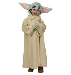 Déguisement Baby Yoda garçon
