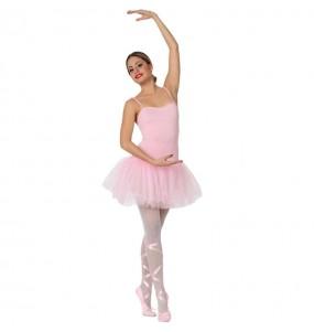 Déguisement Danseuse Ballet - Rose