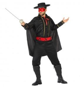 Déguisement Zorro Bandit homme