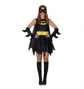 Déguisement Batgirl classic femme