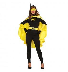 Déguisement Batwoman Super héroïne pour femme
