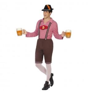 Déguisement Bavarois Allemand Oktoberfest pour homme
