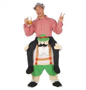 Déguisement Porte Moi Bavarois Oktoberfest adulte