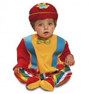 Déguisement Bébé Petit Clown