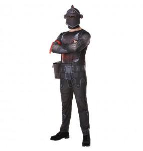 deguisement black knight fortnite adulte - personnage fortnite fille
