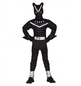 Déguisement Black Panther garçon