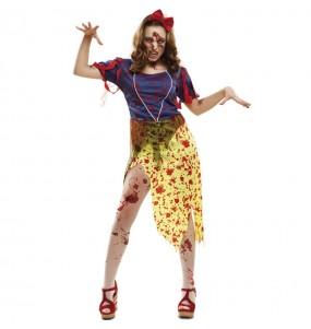 Déguisement Blancheneige Zombie