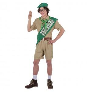 Déguisement Boy Scout pour homme