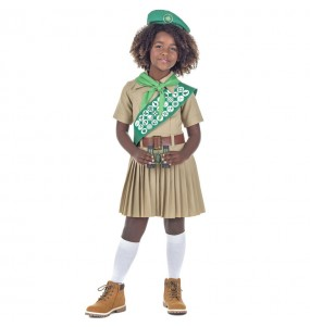 Déguisement Boy Scout pour fille