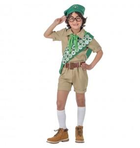 Déguisement Boy Scout pour garçon